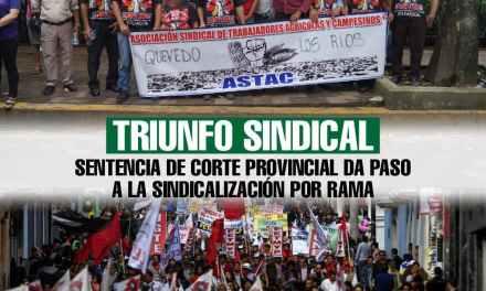 Triunfo sindical: Sentencia de la Corte de Justicia da paso a la  sindicalización por rama