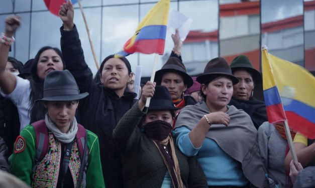 Mujeres indígenas: el proceso de la voz propia