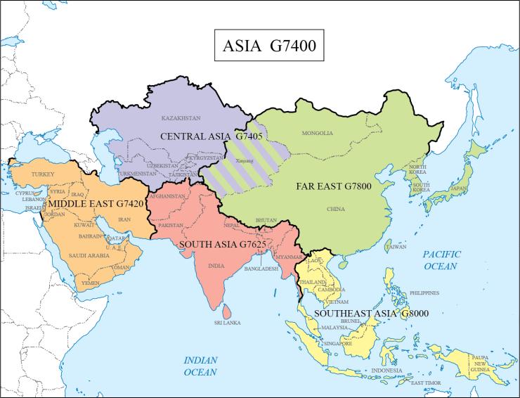 G schedule 27 Asia