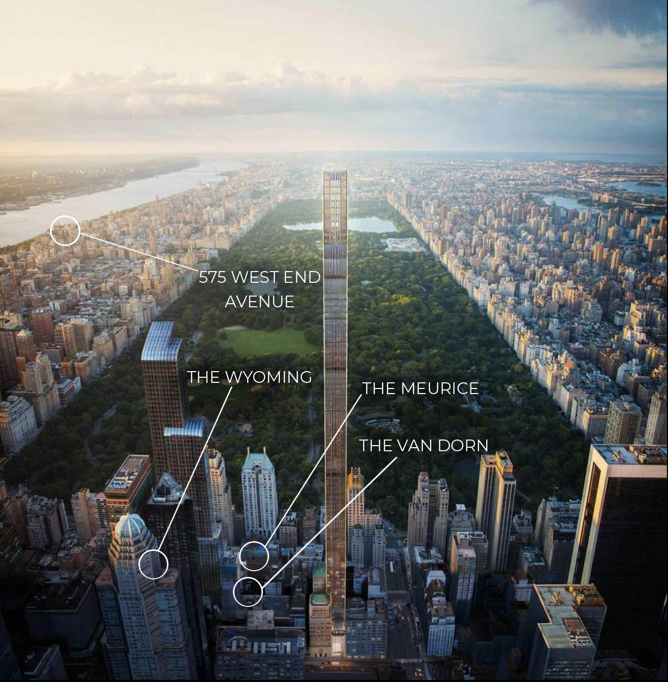 WAM Partner's Buildings in Manhattan