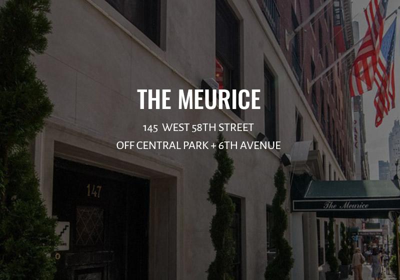 The Meurice building NYC