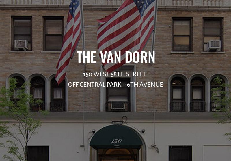 The Van Dorn building NYC