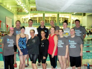 Some WAMmies at Boston University for the 2012 SCM Championships!