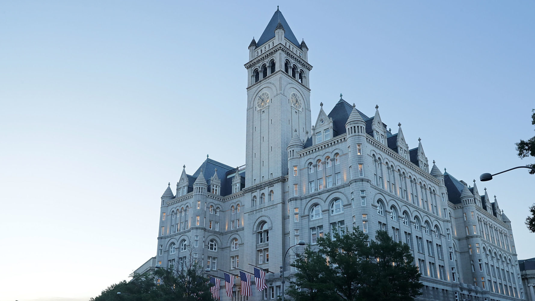 Image result for images of trump international hotel in washington dc
