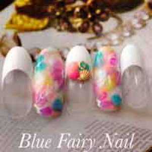 Blue Fairy Nailry Nail