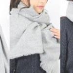 この冬は、大人おしゃれなマフラーの巻き方でお洒落上級者に♡Vol.3