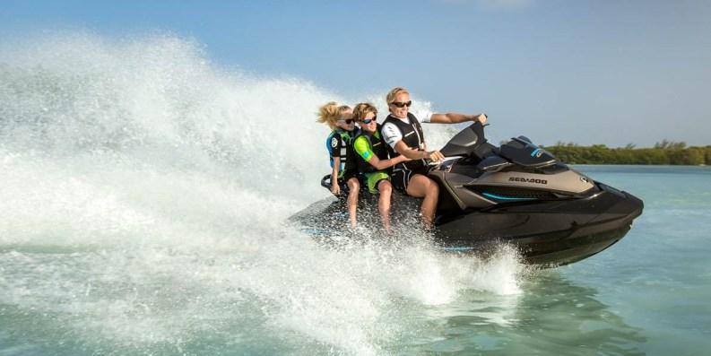 SeaDoo Personal Watercraft - Wanaka Marine