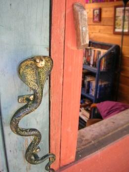 Nice door handle