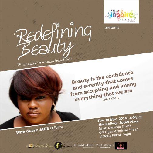 Jade Osiberu inspire series