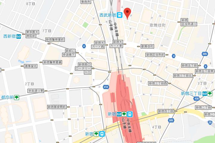 01-book-and-bed-tokyo-shinjuku-map