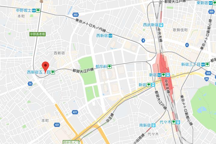 03-apa-hotel-resort-nishishinjuku-gochome-eki-tower-map