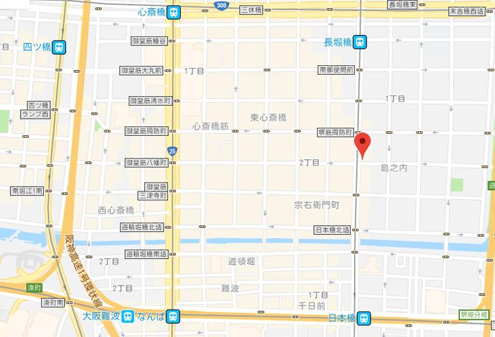 08-smile-hotel-premium-osaka-higashishinsaibashi-map