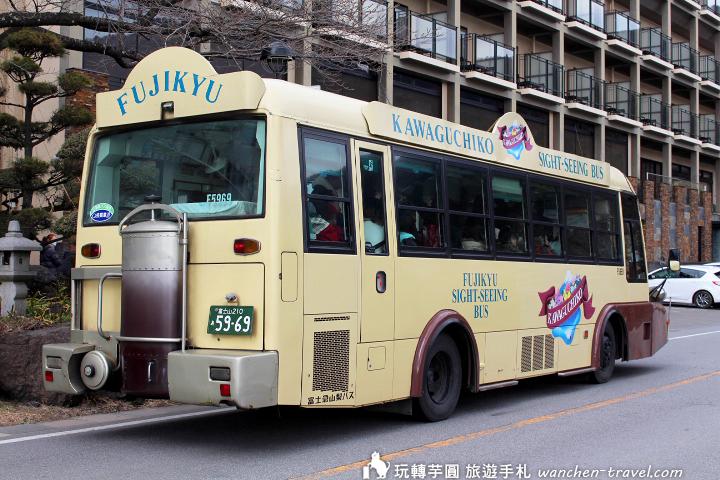 kawaguchiko-bus
