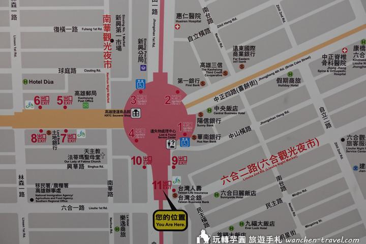 liuho-night-market-map