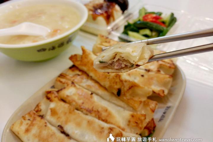 四海遊龍 連鎖平價鍋貼水餃 2019菜單