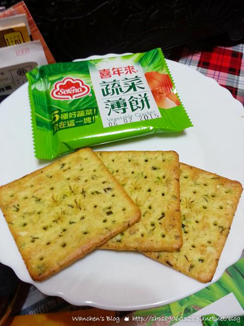 20140518點心喜年來禮盒 蔬菜薄餅5種好蔬菜_140111