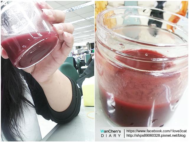 20140616波蜜一日蔬果 100%紅色濃蔬果汁_131604