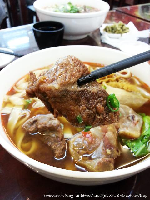 台北五股美食 新九九牛肉麵
