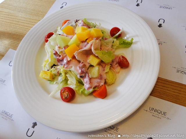 捷運小巨蛋站美食 UNIQUE維一義大利