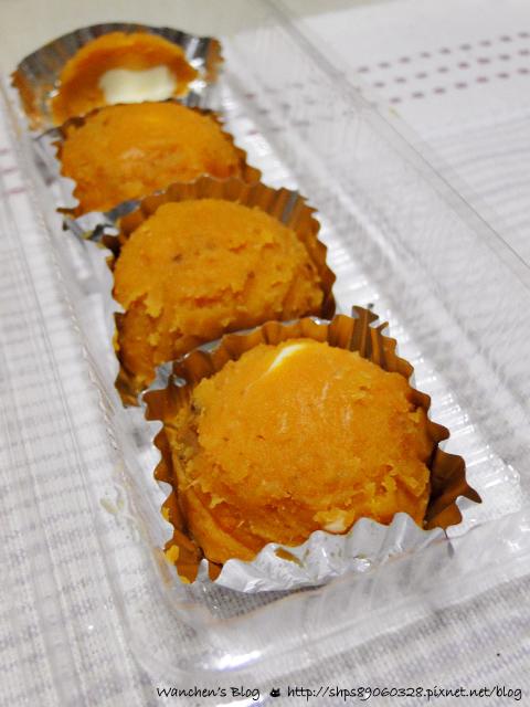 宅配美食開箱 滷味&地瓜球芋泥球