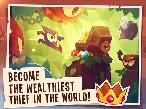 APP遊戲推薦 King of Thieves 盗者之王