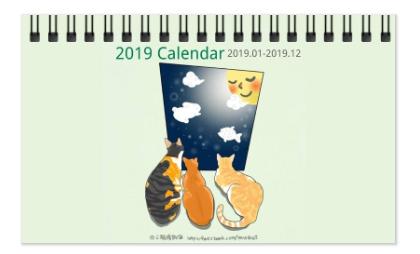 2019-3cats-calendar-s