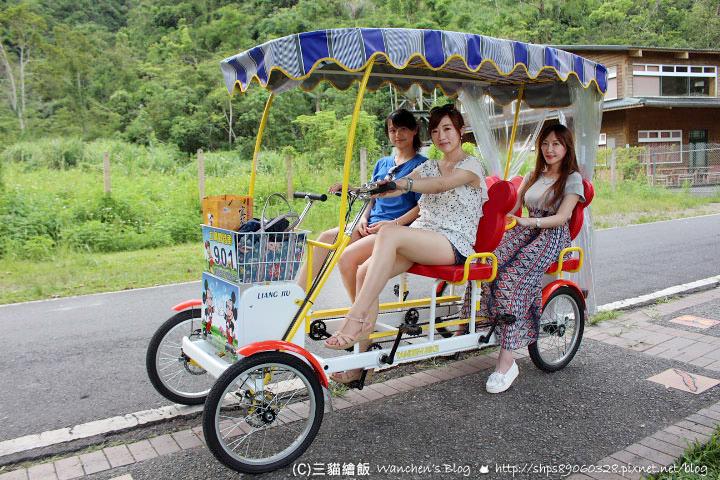 梅花湖 腳踏車