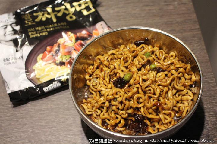 韓國泡麵 炸醬麵