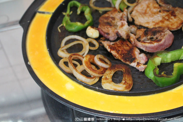 韓國 kitchen flower 烤盤