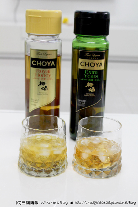 CHOYA梅酒