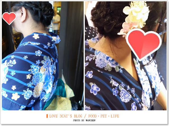 和服髮型設計