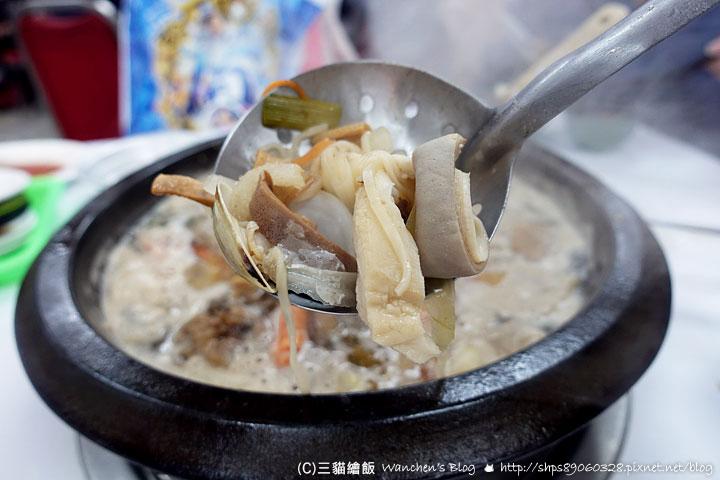 松江自助石頭火鍋城