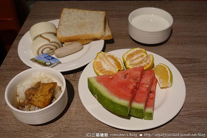享樂文旅早餐