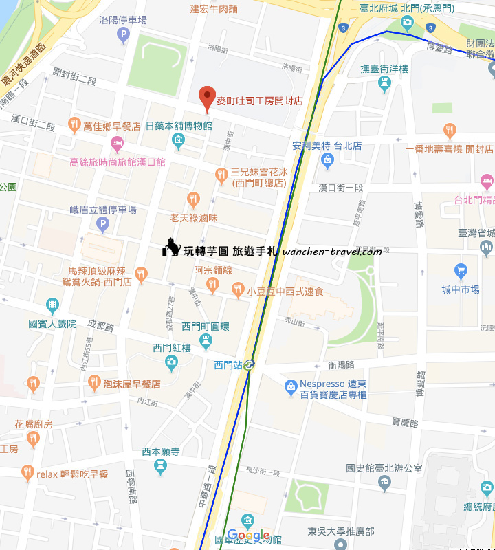 mt-toast-taipei-kaifeng-map