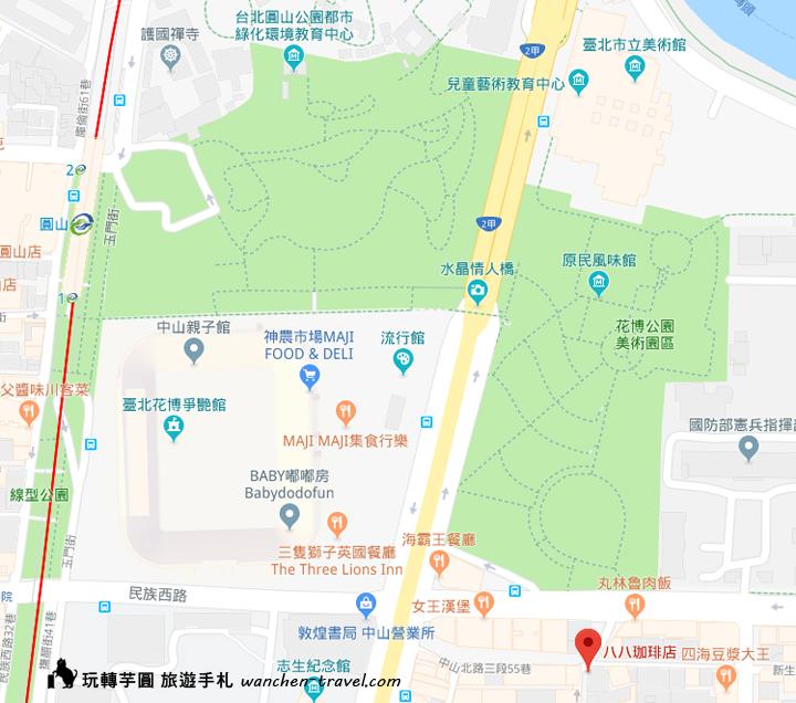 haha-cafe-map