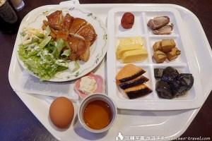 京都蒙特利酒店早餐