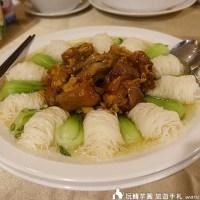 大板根美食 麗宴中餐廳合菜 招牌菜必點放山土雞