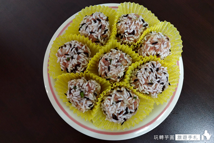 rice-meat-ball