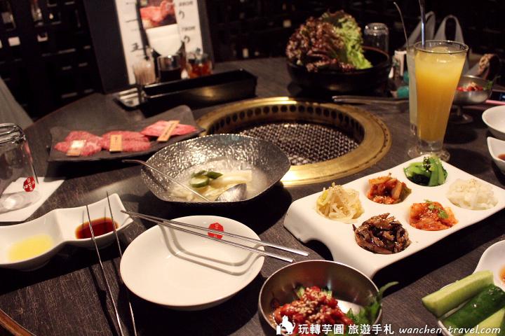 上野燒肉 土古里 有單點也有吃到飽放題 韓式小菜好吃必推
