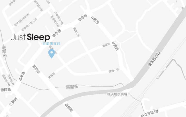 jiaoxi-justsleep-map