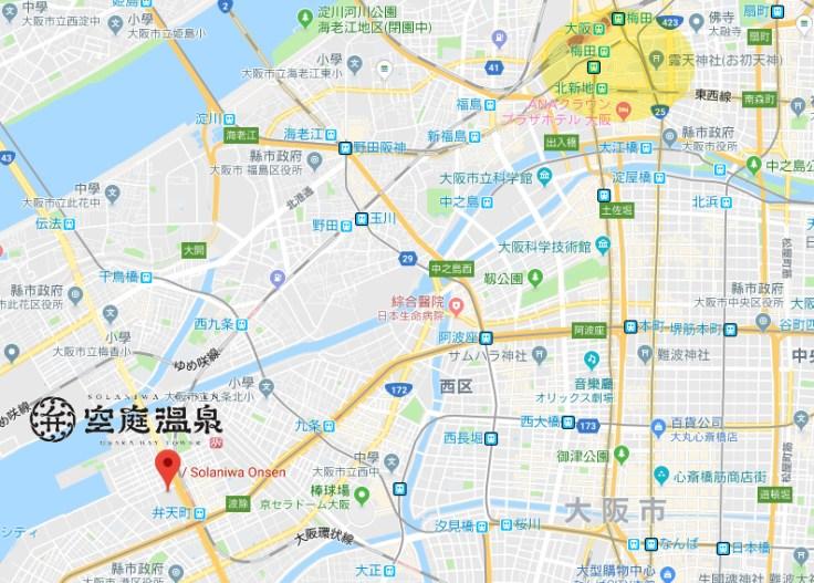 solaniwa-onsen-map