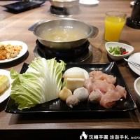 Hotel PaPa Whale早餐 雞柳火鍋吃到飽 用餐時間長