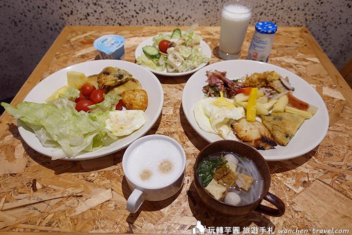 jiaoxi-justsleep-breakfast