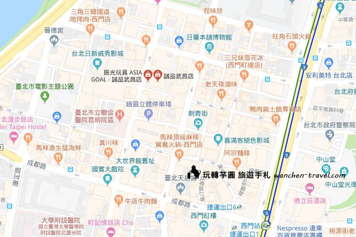 kanahei-machine-map