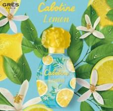 gres cabotine 檸檬香水