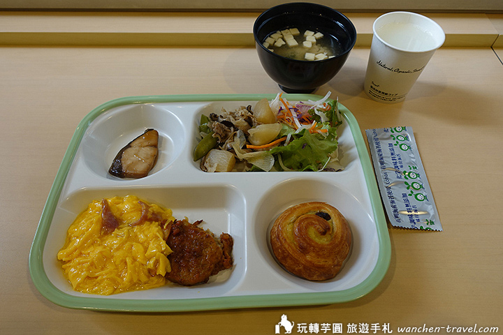 super-hotel-asakusa-breakfast