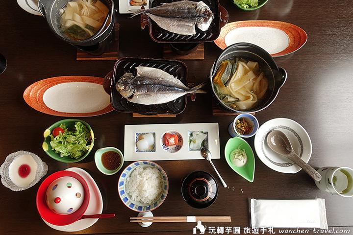 fuji-ginkei-breakfast