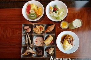 KUKUNA飯店早餐