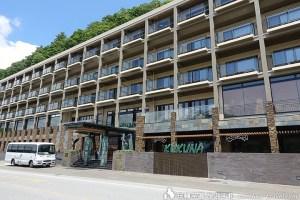 風之露台KUKUNA飯店