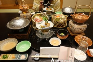 秀峰閣湖月晚餐